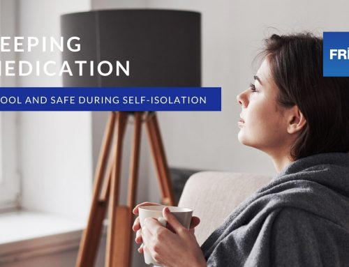Keeping your Medicines Cool and Safe during Self-Isolation
