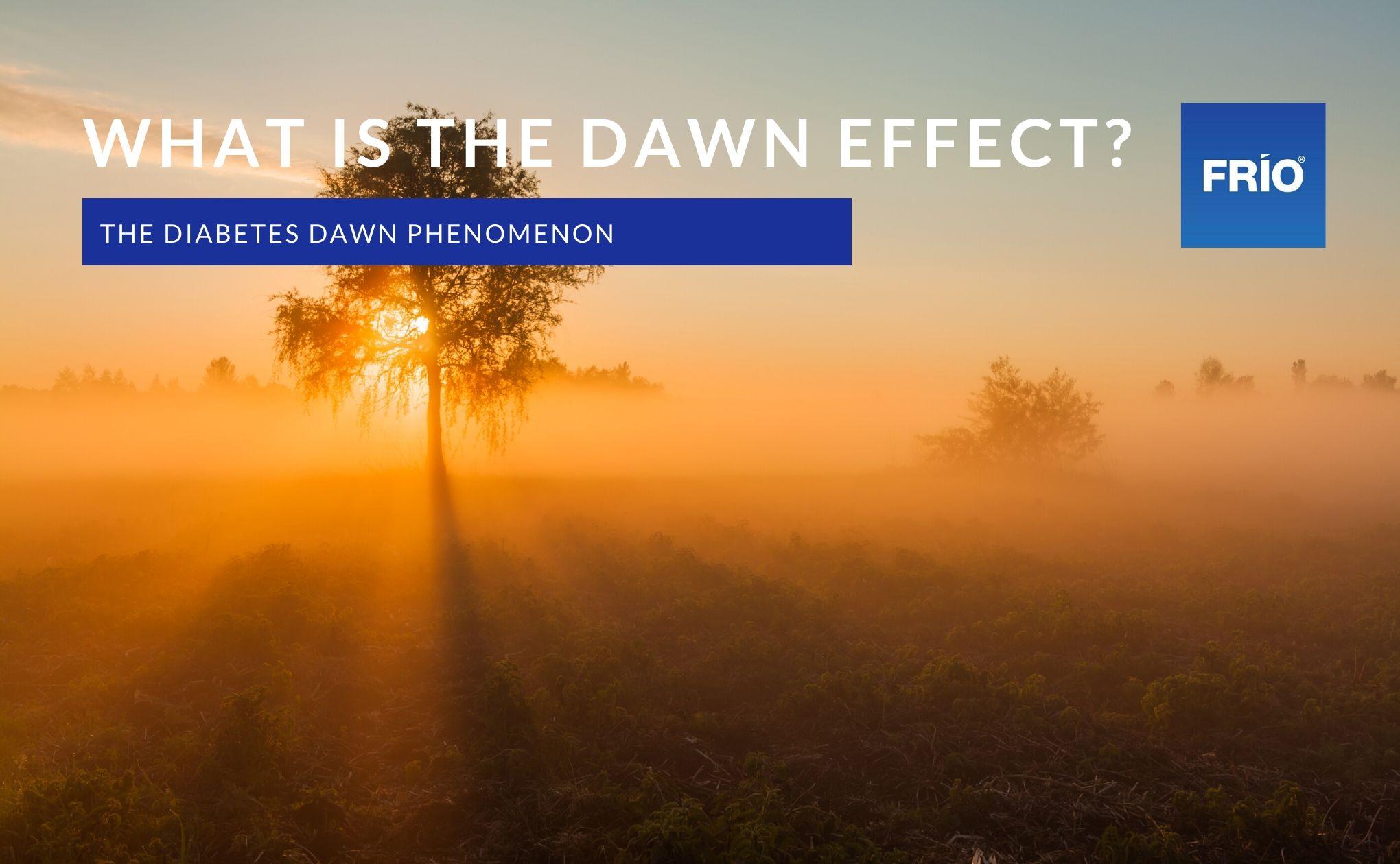 Diabetes Dawn Effect